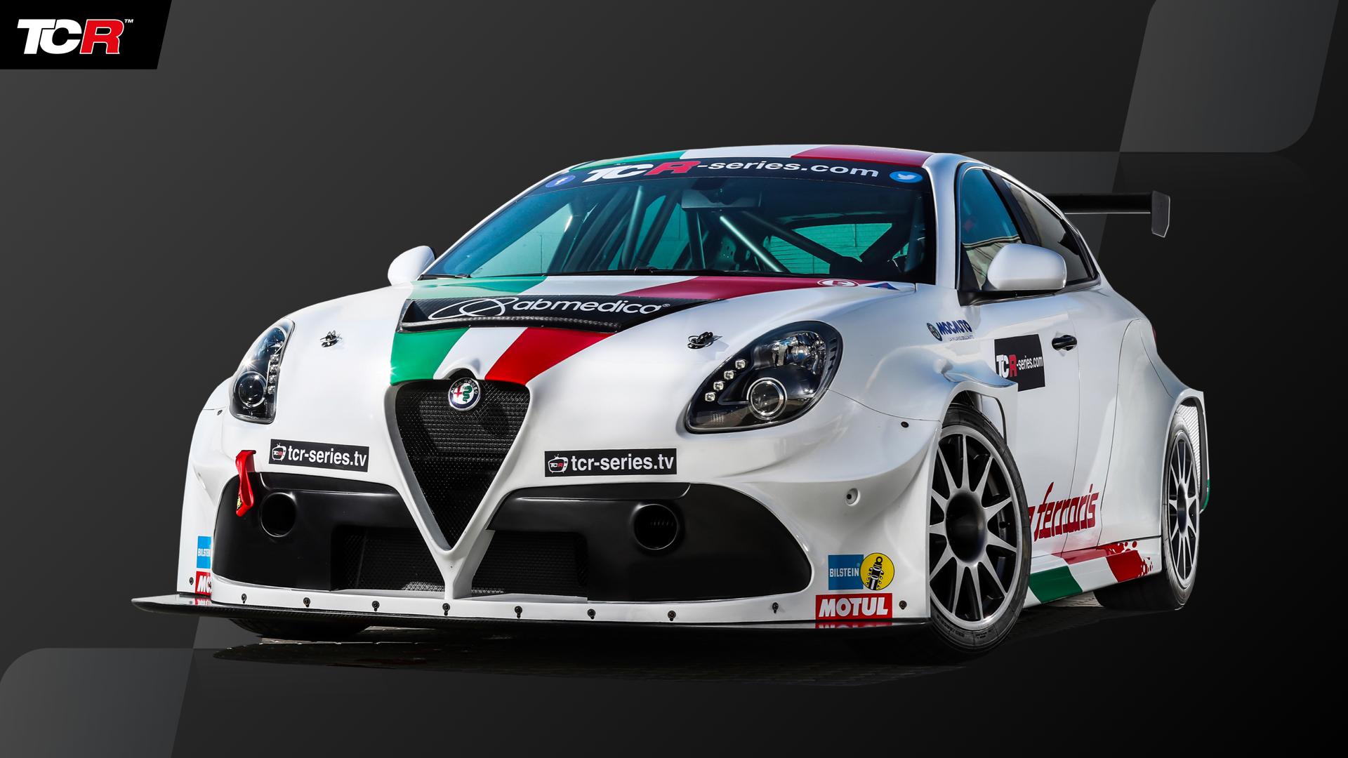 Alfa Romeo Giulietta Tcr Tcr Hub