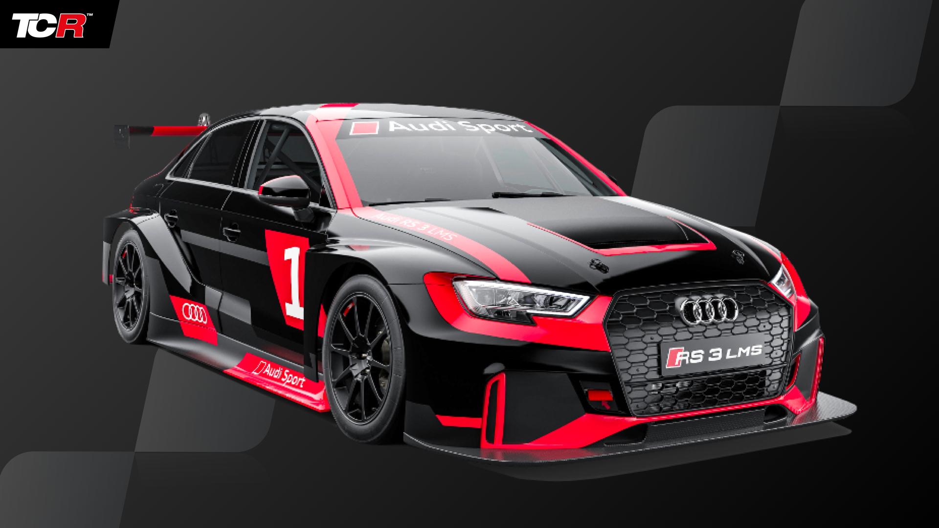 Audi RS 3 LMS SEQ - TCR HUB