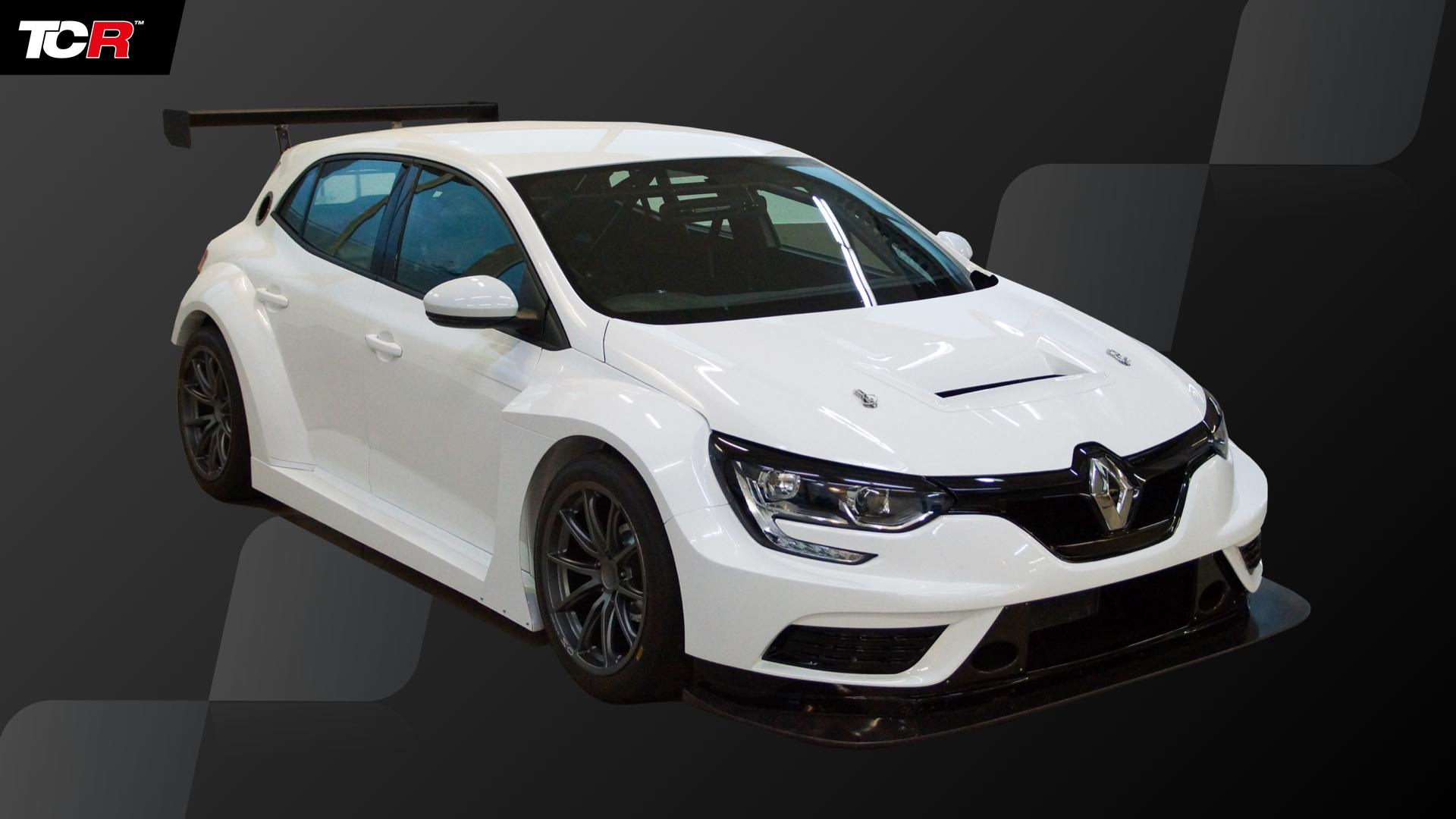 Renault M 233 Gane Tcr Tcr Hub