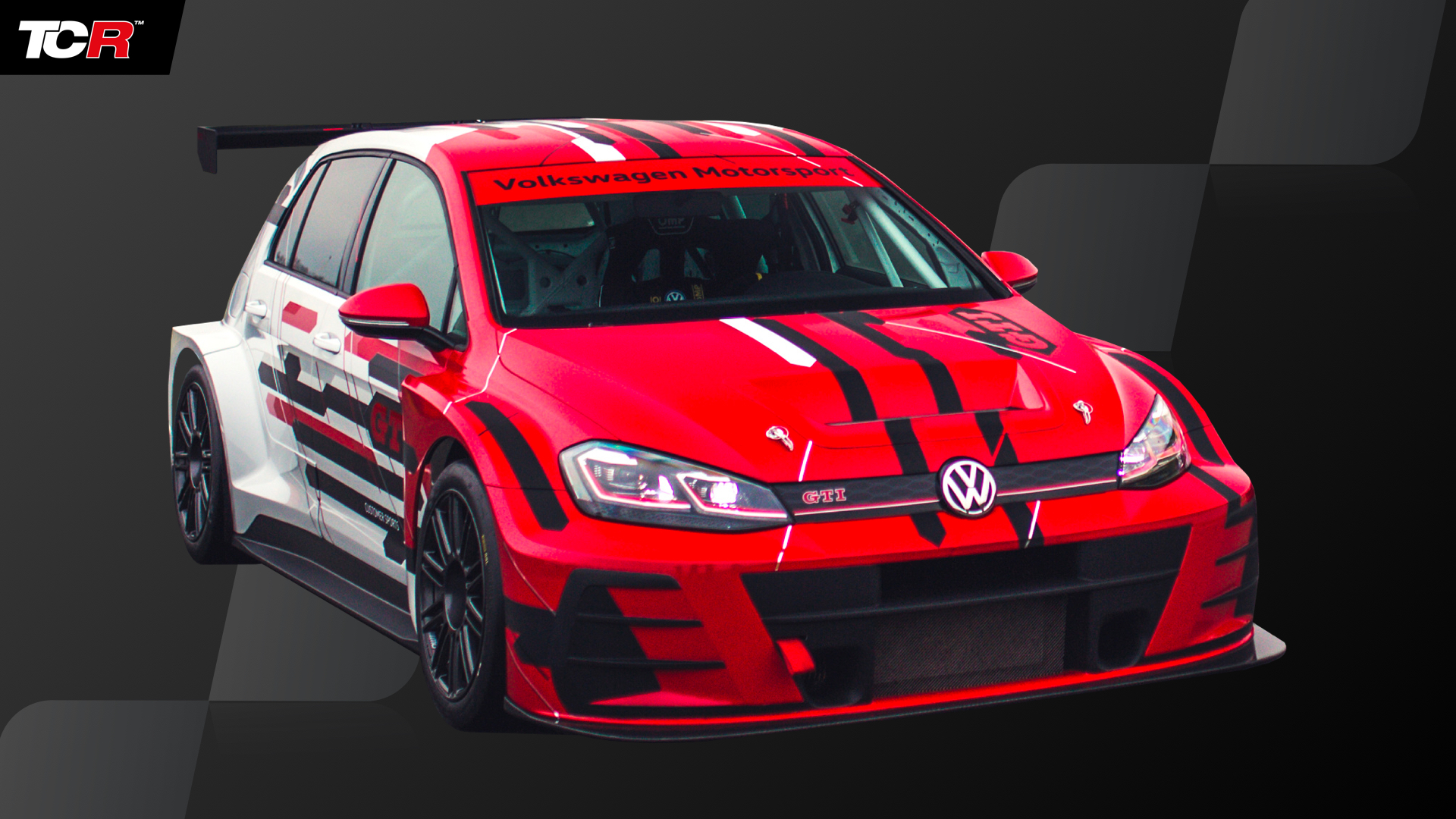 Volkswagen Golf GTI TCR SEQ