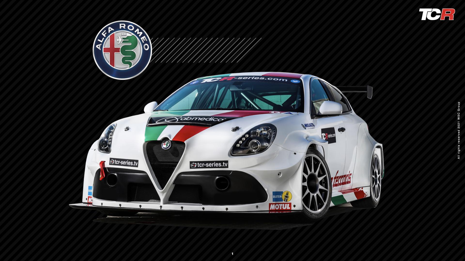 Alfa Romeo Giulietta RF TCR
