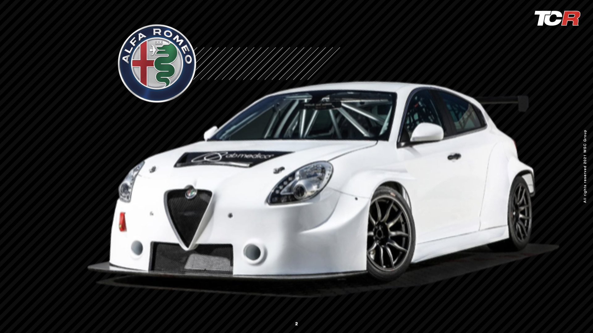 Alfa Romeo Giulietta Veloce TCR