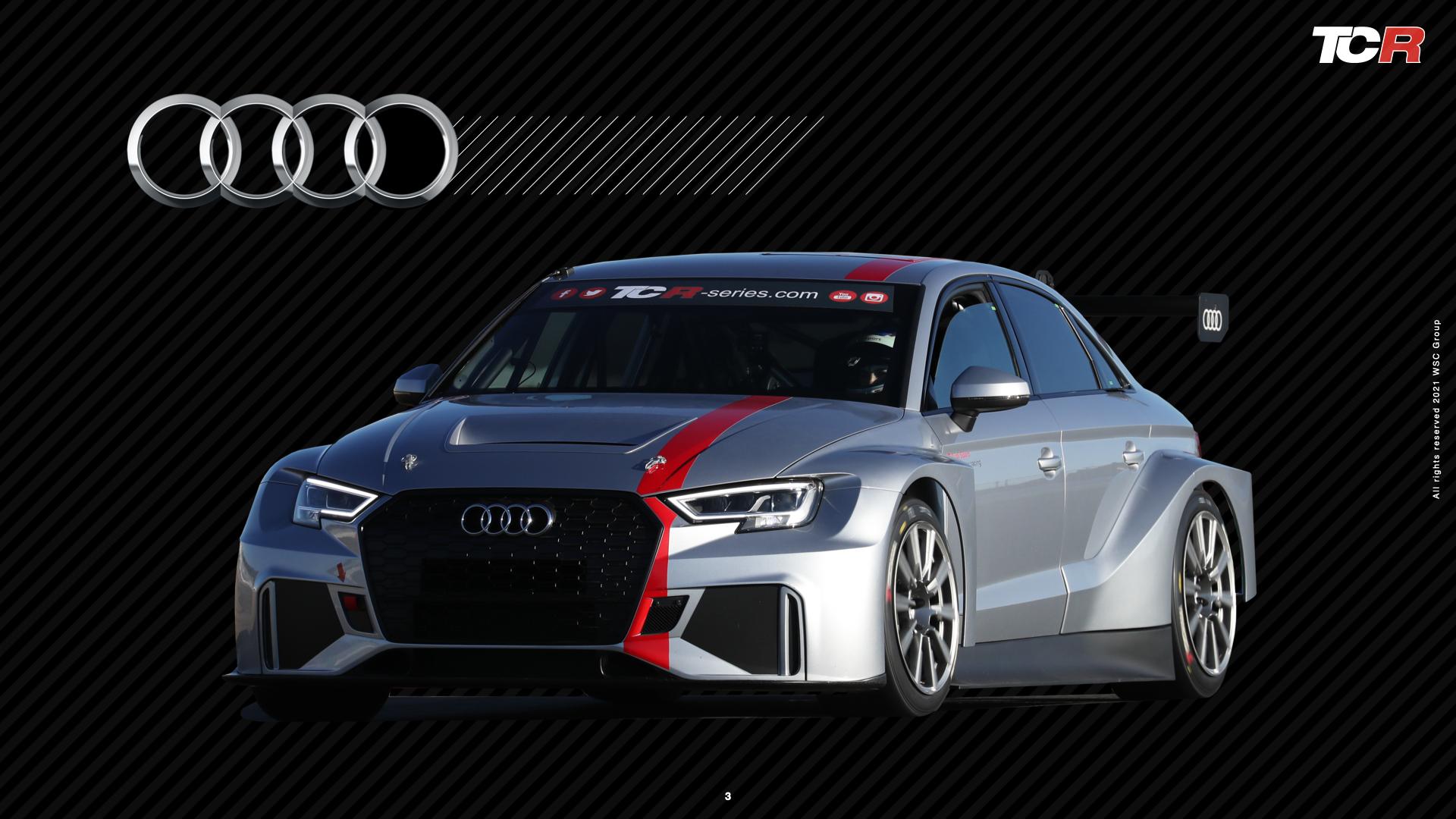Audi RS 3 LMS SEQ (2016)