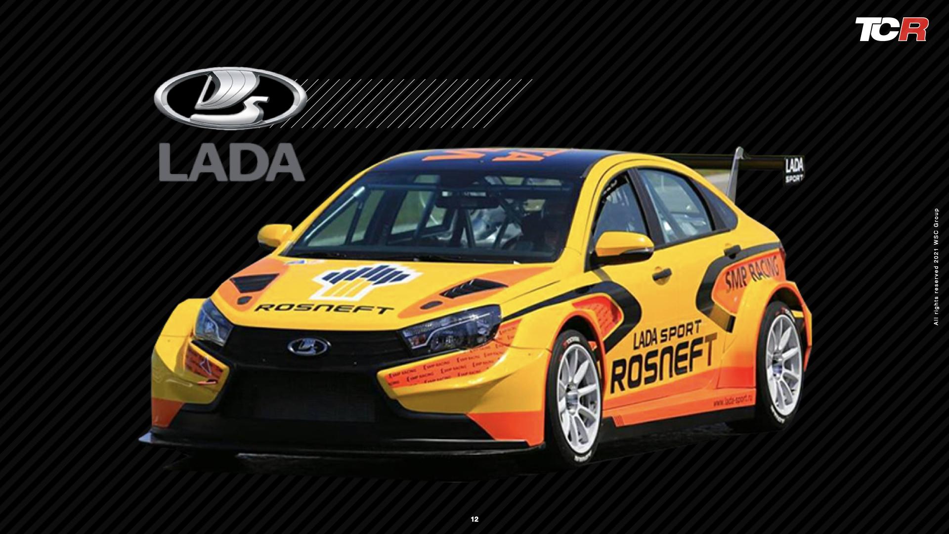 LADA Vesta Sport TCR