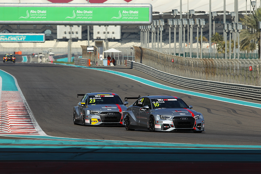 2018 TCR Middle East Abu Dhabi