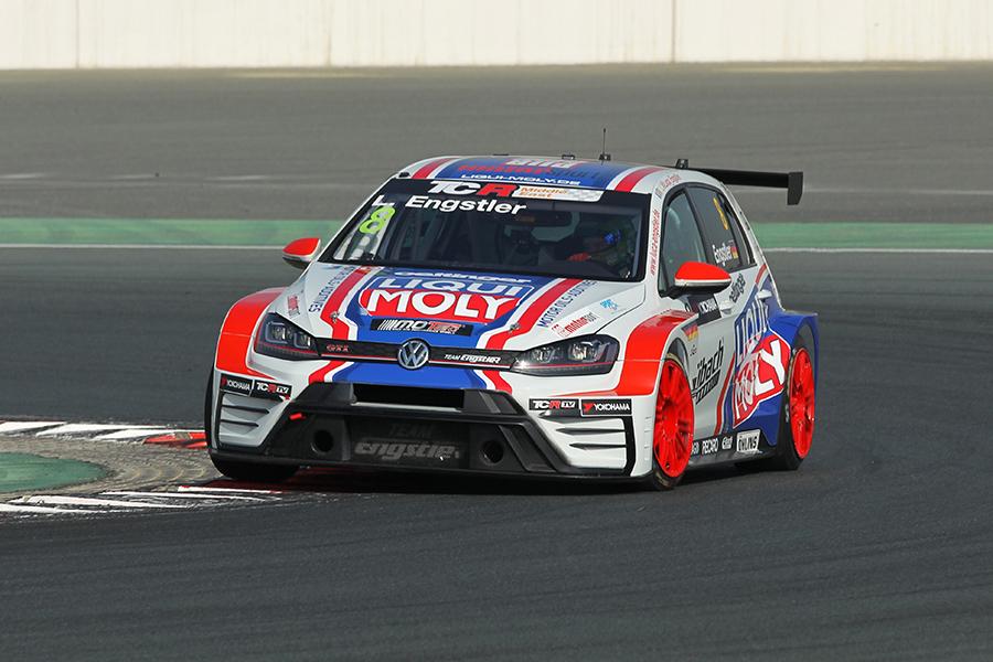 2018 TCR Middle East Dubai