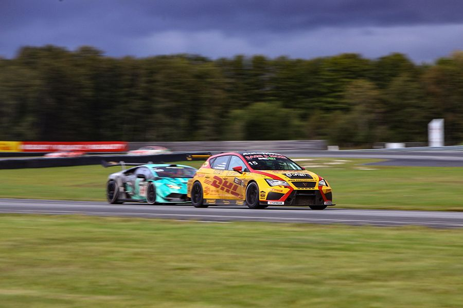 DHL Racing Team secures the NEZ6H title at Pärnu