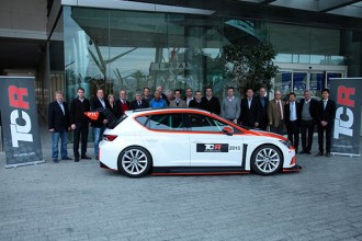 Promoters met in Barcelona to set up TCR network