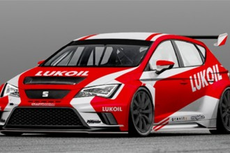 Craft-Bamboo Racing partners with LUKOIL