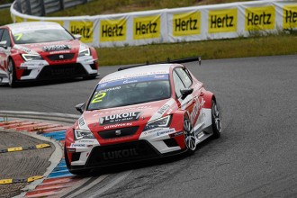 TCR cars' domination continues in Russia