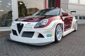 Alfa Romeo Giulietta TCR is ready for maiden track test