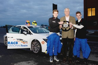 Dejonghe and Dupont win the RACB TCR selection