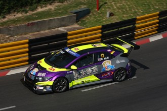 Practice 1 – Huff posts fastest lap in first TCR drive