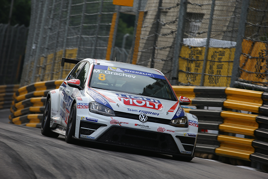 Liqui Moly Team Engstler confirms Mikhail Grachev