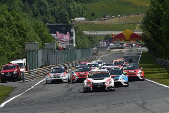 Six rounds to form the TCR Trophy Europe