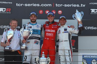 Quotes from the podium finishers in Estoril Race 2