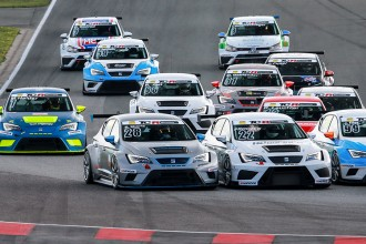 TCR Germany: second stop at Sachsenring