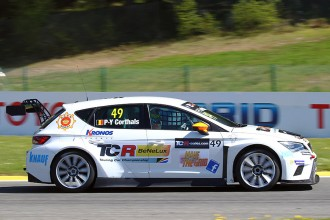 Corthals plays ambassador role for TCR Benelux