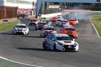 TCR Italy – Colciago dominates the opening event
