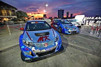 TCR Thailand launched in Bangkok