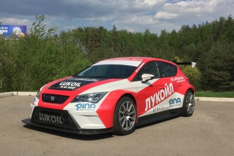 TCR Russia: Lukoil Racing enters three SEAT cars