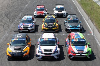 Zandvoort hosted the launch of TCR Benelux