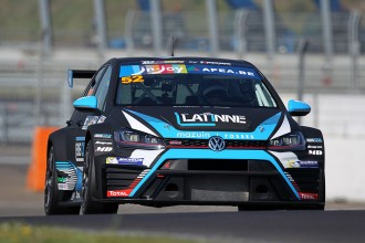 Sun blesses TCR Benelux test day at Zandvoort
