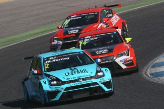 Success ballast for Pepe Oriola and Jean-Karl Vernay