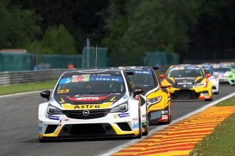 TCR Benelux: Honda wins and Opel surprises