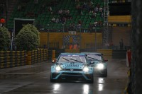 Macau qualifying - Leopard Racing duo dominate the field
