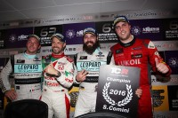 Stefano Comini clinches a second successive Drivers' title