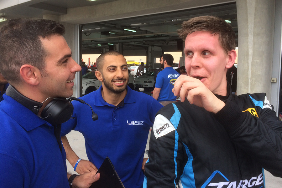 TCR Middle East - Files' win paves the way to exciting finale