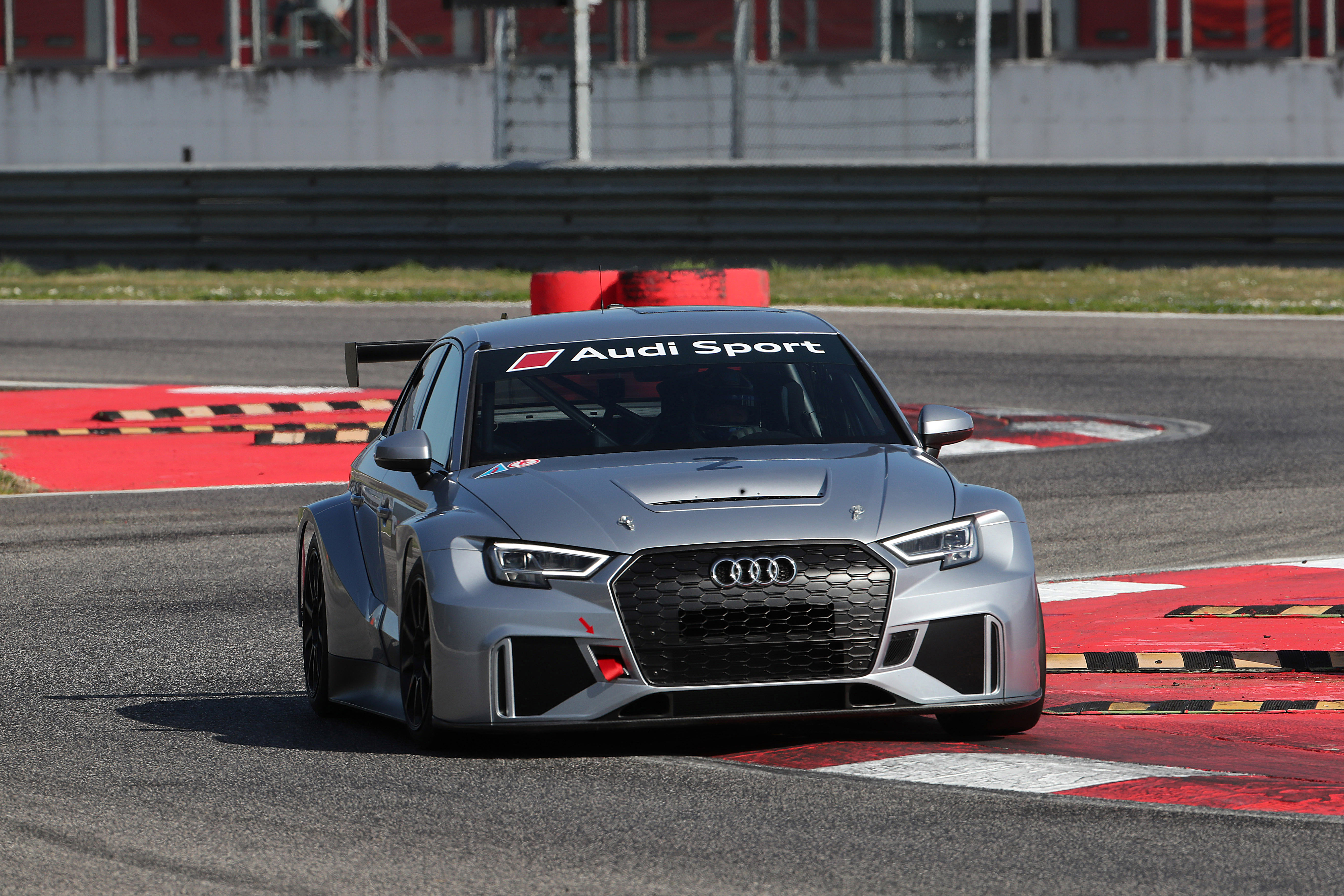 Balance of Performance: the Audi is the heaviest car