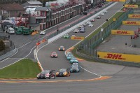 Spa Race 1 - Comini gives maiden win to Audi