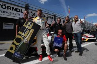Homola sets pole position in Austria