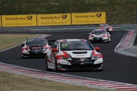 Michelisz on pole position for home races