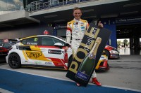 Homola places Opel back on pole