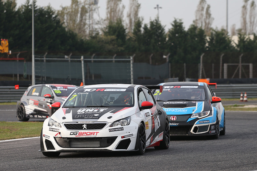 Comte grabs the TCR Europe Trophy
