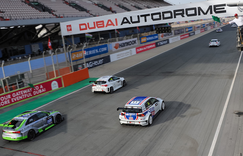 TCR Middle East – 2018 calendar unveiled