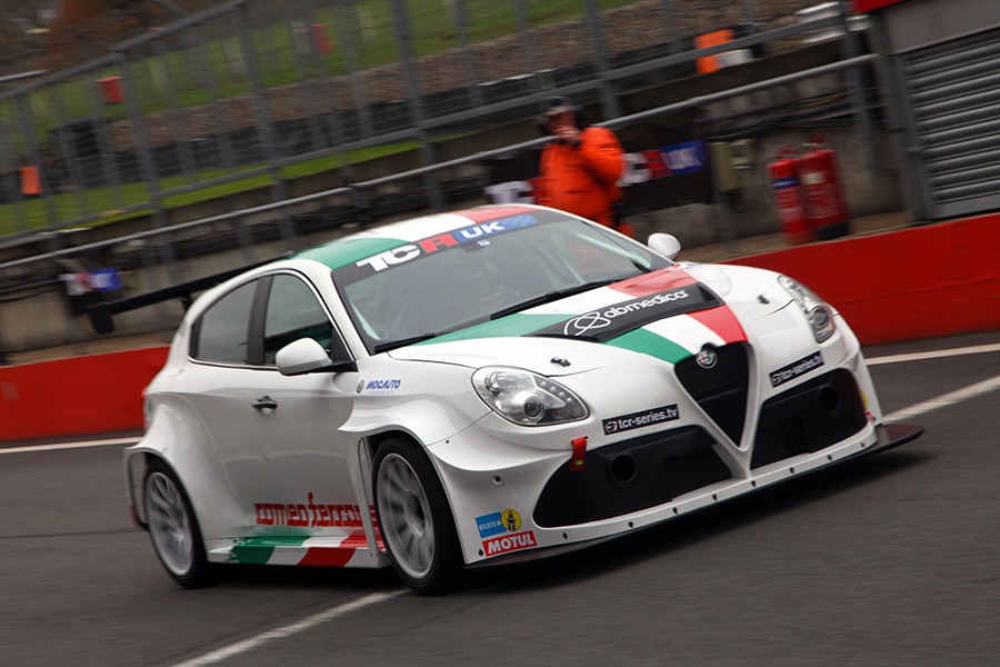 Dpe Motorsport To Enter Two Alfa Romeo Cars Tcr Hub