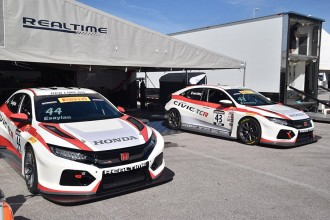 The TCR class debuts in Texas