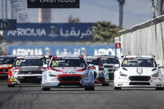 Tarquini's win opens the WTCR at Marrakech