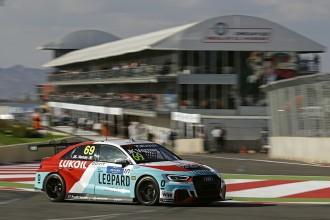 Jean-Karl Vernay wins Race 2 at Marrakech