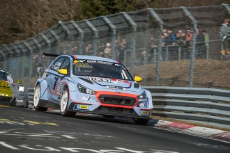 Hyundai enters two cars in the 24H Nürburgring