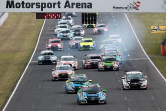 Oschersleben hosts the TCR Germany opener