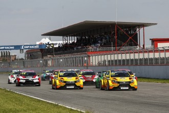 The TCR field grows up to twenty cars in Russia