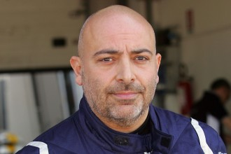 Massimiliano Chini for the TCR Italy DSG Trophy