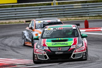 Rodrigues and Donisio to race in TCR Italy