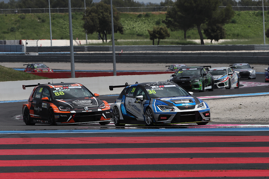 TCR Benelux joins the TCR Europe grid