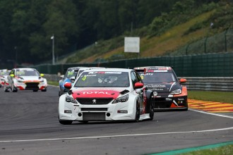 Briché inherits win as Richard gets 1-second penalty